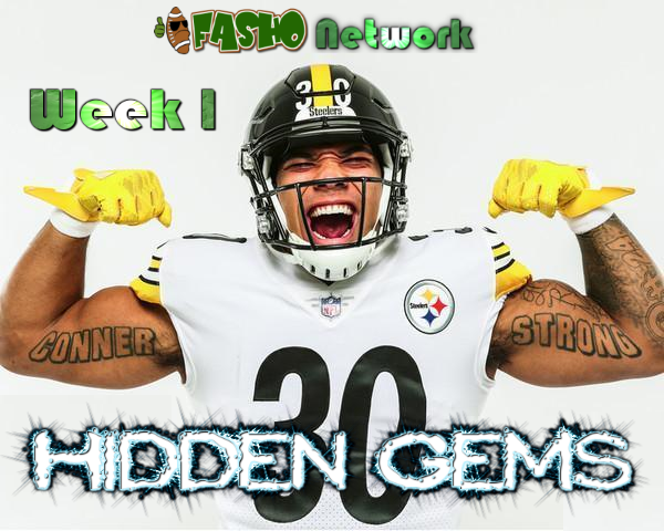 Fantasy Football Week 1 - Hidden Gems