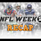 NFL Week 2 Recap