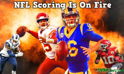 NFL Scoring On Fire