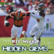 week 9 Hidden Gems